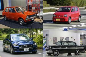 【昭和・平成・令和!】3つの時代を生き抜く偉大なる長寿国産車4選