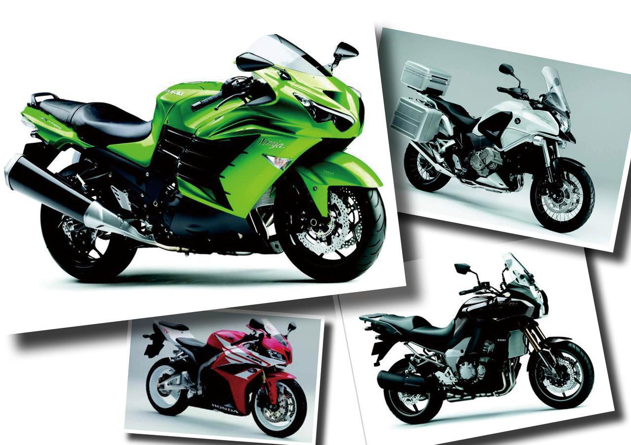 カワサキ「Ninja ZX-14R」やホンダ「クロスツアラー」などの輸出仕様モデルが話題に!【日本バイク100年史 Vol.113】(2011-2012年)<Webアルバム>