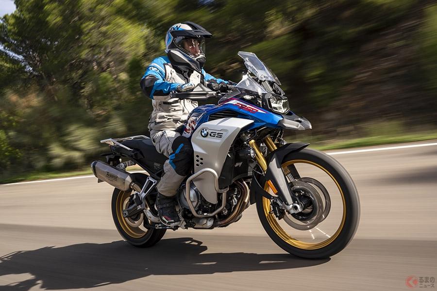 BMW Motorrad「F850 GS Adventure」発売 オフロード性能を高めた上級モデルが登場