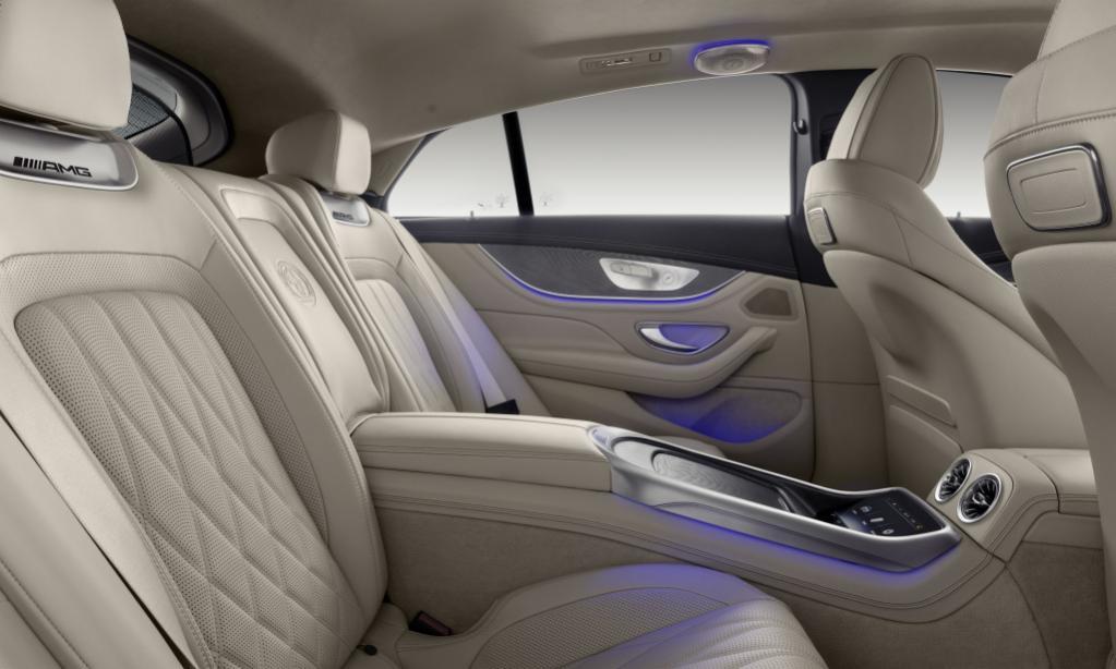 AMG初の4ドアモデル、AMG GT4ドアクーペ発表!