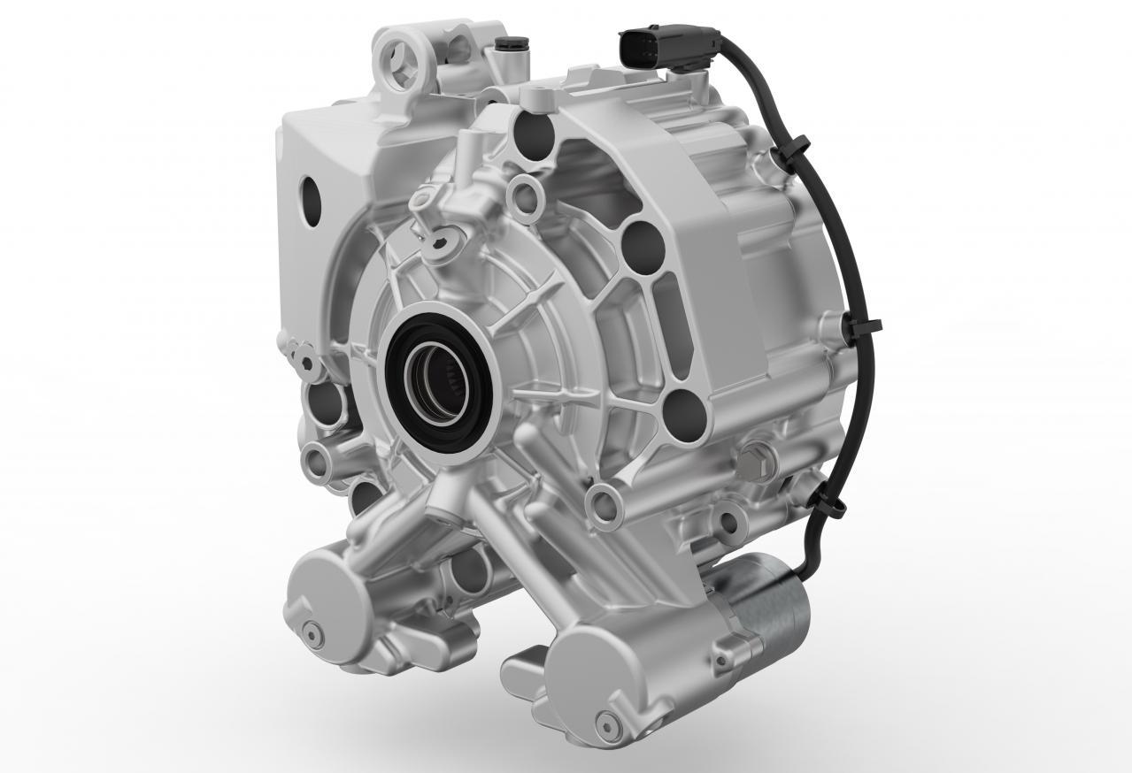 ボルグワーナー:電気自動車向けの革新的な 「トルクベクタリング・デュアルクラッチ」システムを開発