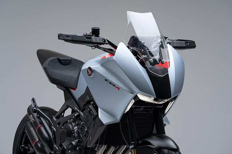 ホンダが新型スーパースポーツ「CBR1000RR-R FIREBLADE」他、コンセプトモデル「CB4X」を発表