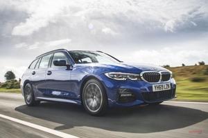 最新G20型3シリーズ BMW 320dツーリング Mスポーツに試乗 ほぼ満点と呼べる