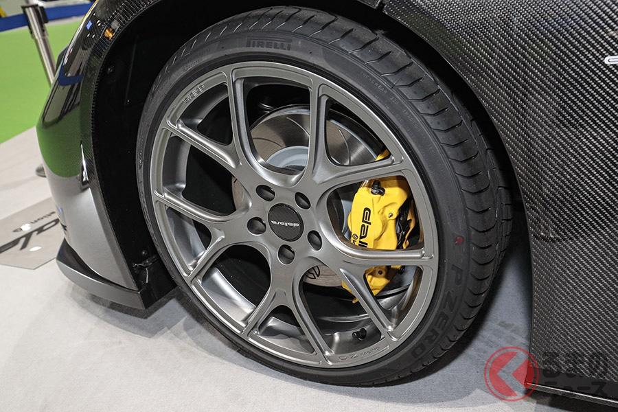 フルオプションで4000万円オーバー! ダラーラ・ストラダーレは究極のロードカーだった