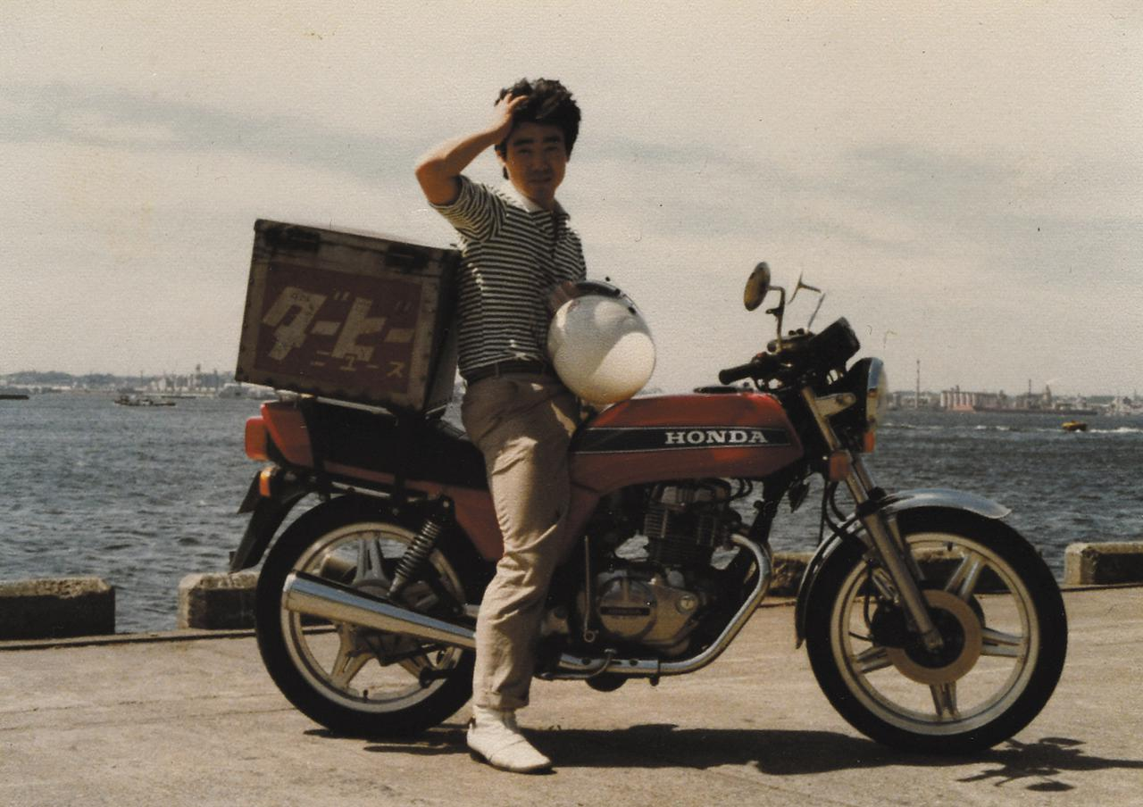 楠みちはる〈僕のバイク道・漫画道〉第9回「ヨンフォアとホークII/IIIと湾岸ミッドナイト」/『あいつとララバイ』完結30周年記念企画