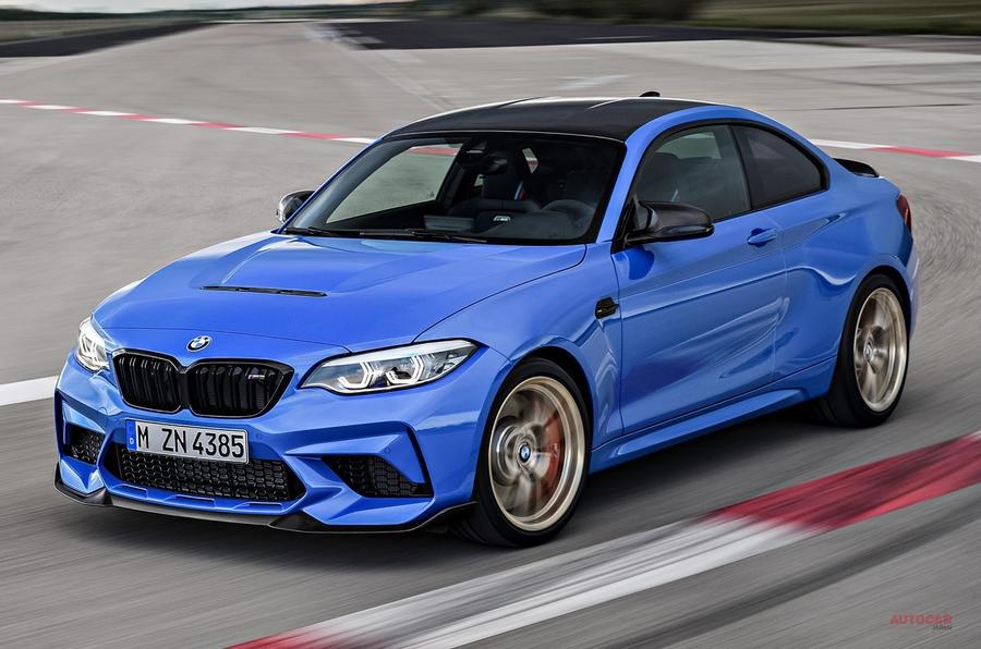 F87型 BMW M2 CS 最新画像を入手 40psとカーボンファイバーをプラス