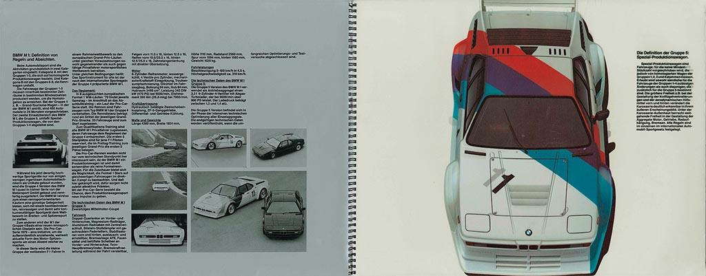 BMW M1/Motorsport GmbHを立ち上げた、最初の市販車【自動車型録美術館】第21回
