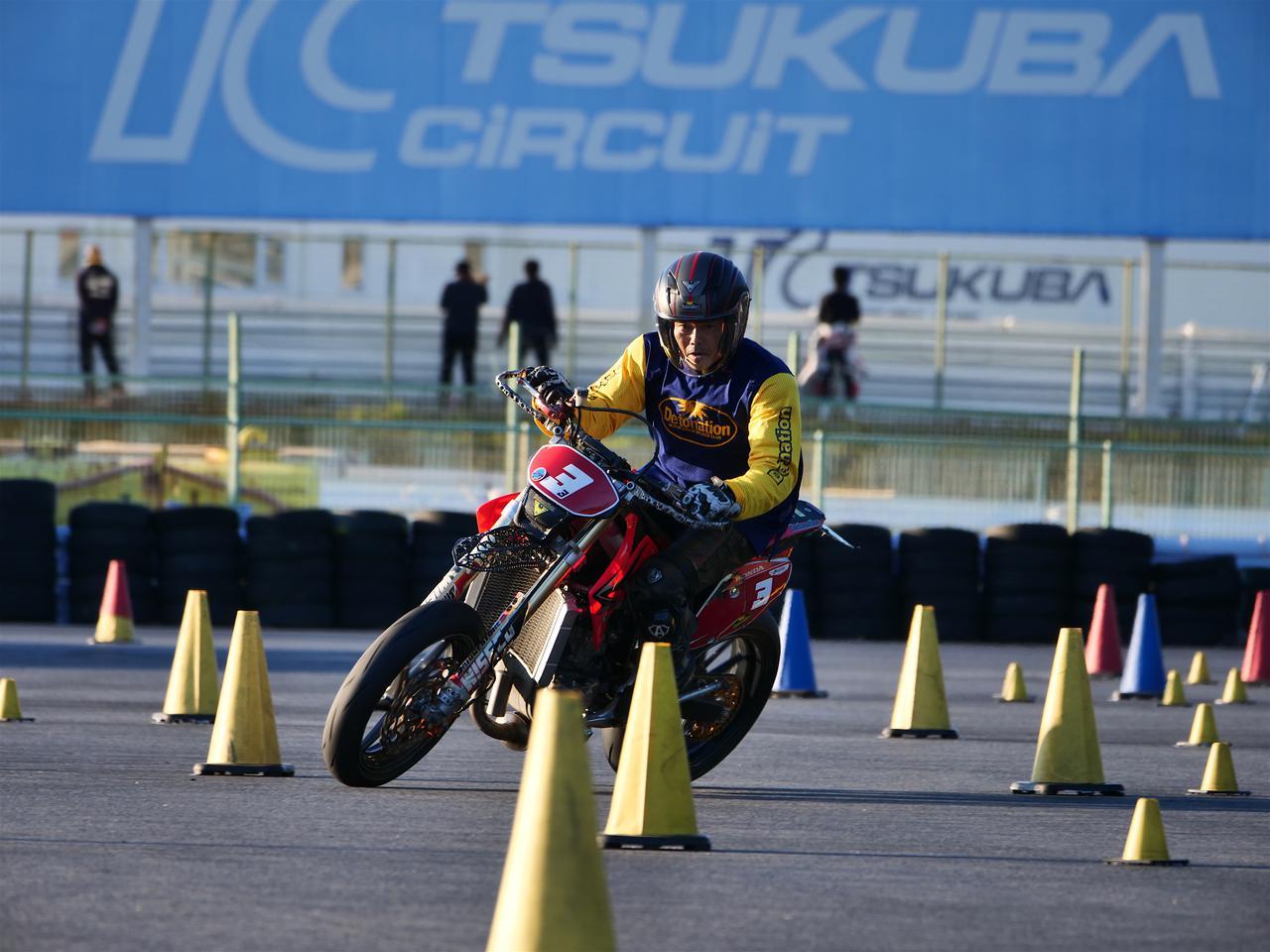 【オートバイ杯ジムカーナ】廣瀬選手、26年目のオートバイ杯初勝利!【第5戦・A級レポート】
