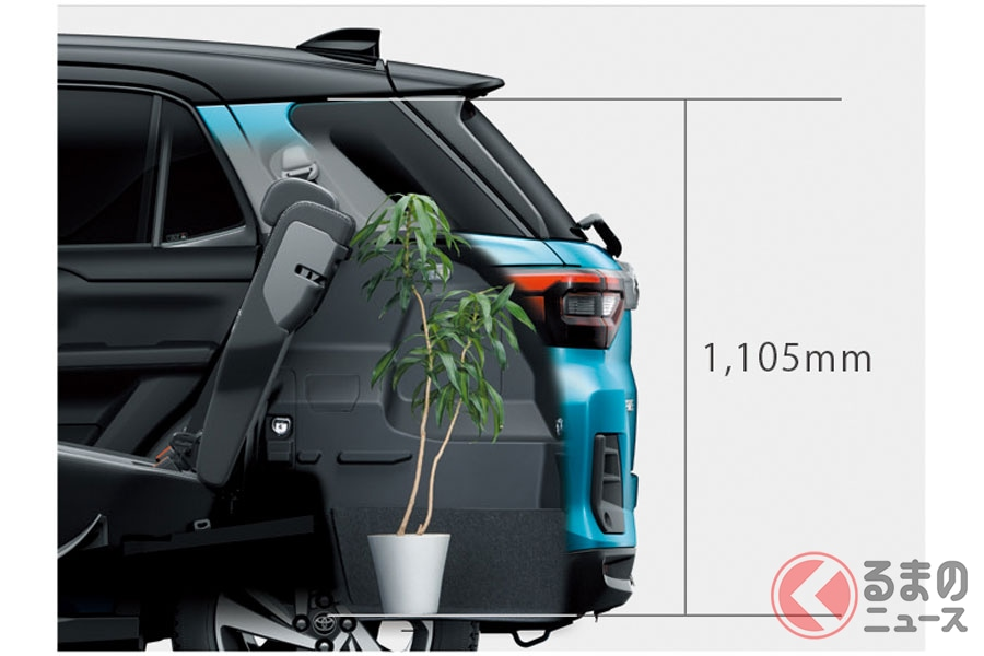 トヨタが5ナンバーSUV新型「ライズ」発表 見た目はミニ「RAV4」 大中小SUV揃え市場席巻か