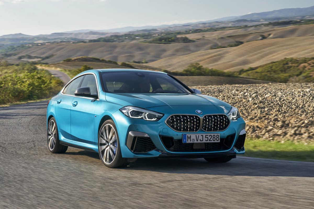 BMW 新型2シリーズ グランクーペ日本上陸! 粋でコンパクトな4ドアクーペ