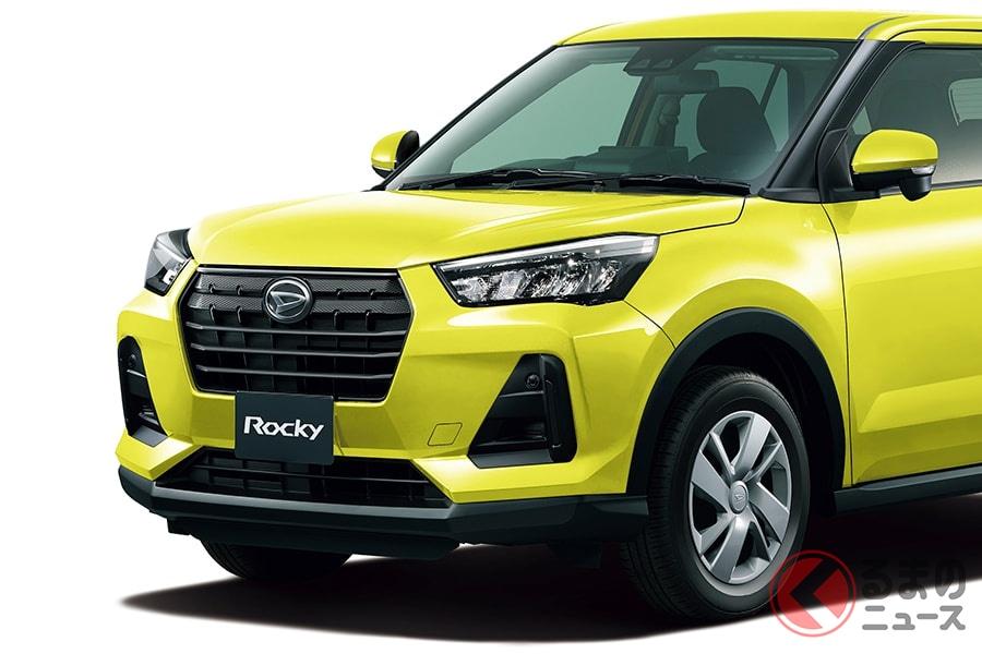 新型SUV「ロッキー/ライズ」のライバルになる!? 日本未発売のコンパクトSUV3選