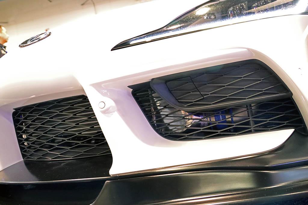 「トヨタが認めたGRスープラNo1」トラストUSAが本気で作ったドリフト専用機【SEMA SHOW2019】