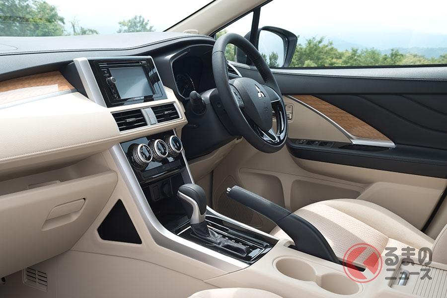 三菱が新型SUV風ミニバンを世界初公開! 海外モデル「エクスパンダー」の弟分か