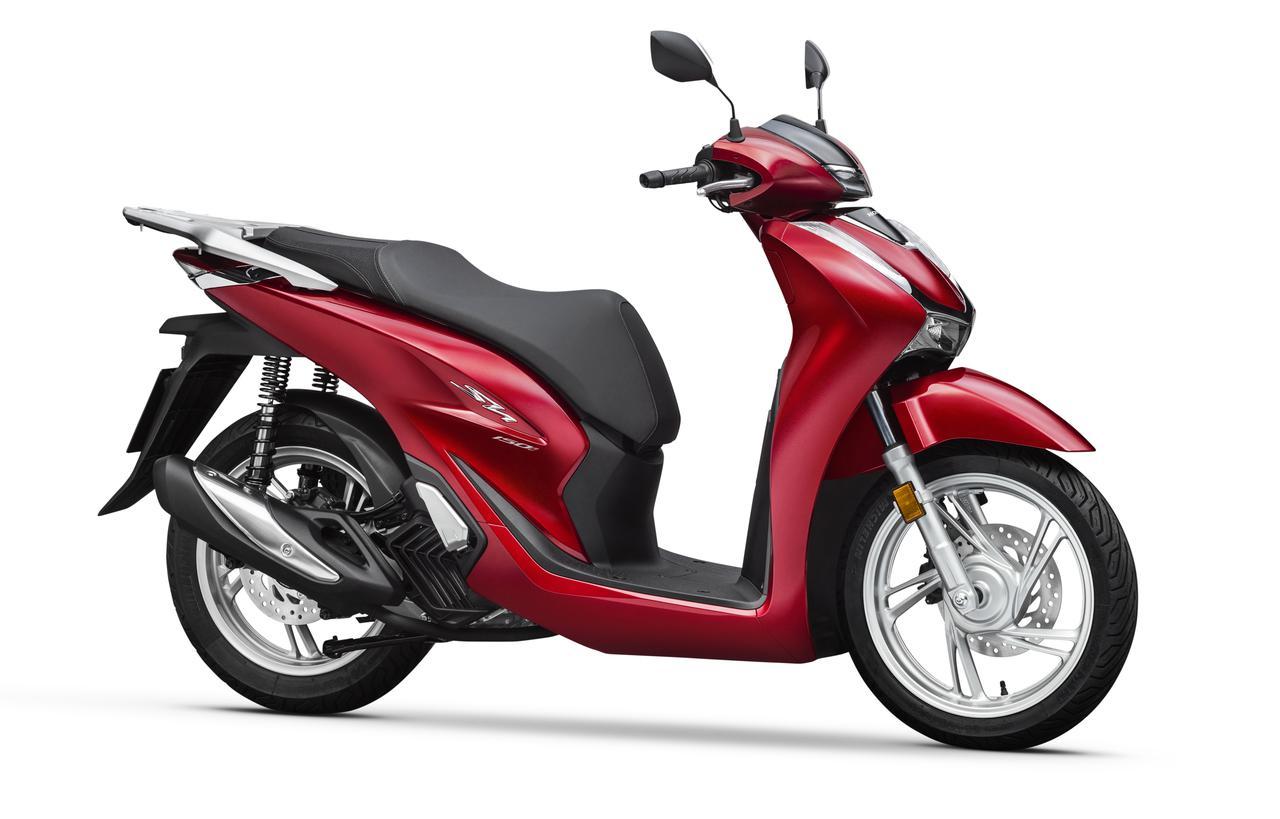 エンジン&フレーム新設計の125cc・150ccスクーター、ホンダ「SH125i/SH150i」が〈超〉気になる【EICMA 2019速報!】