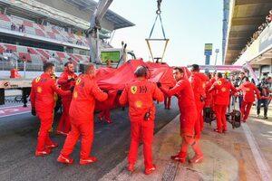 フェラーリF1、パワーユニットトラブルの原因を発表「懸念すべき問題ではない」
