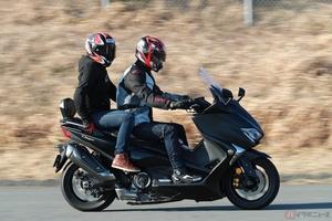 一人で快適。二人で楽しい。一緒に乗って手軽に出かけられる国産バイク5選