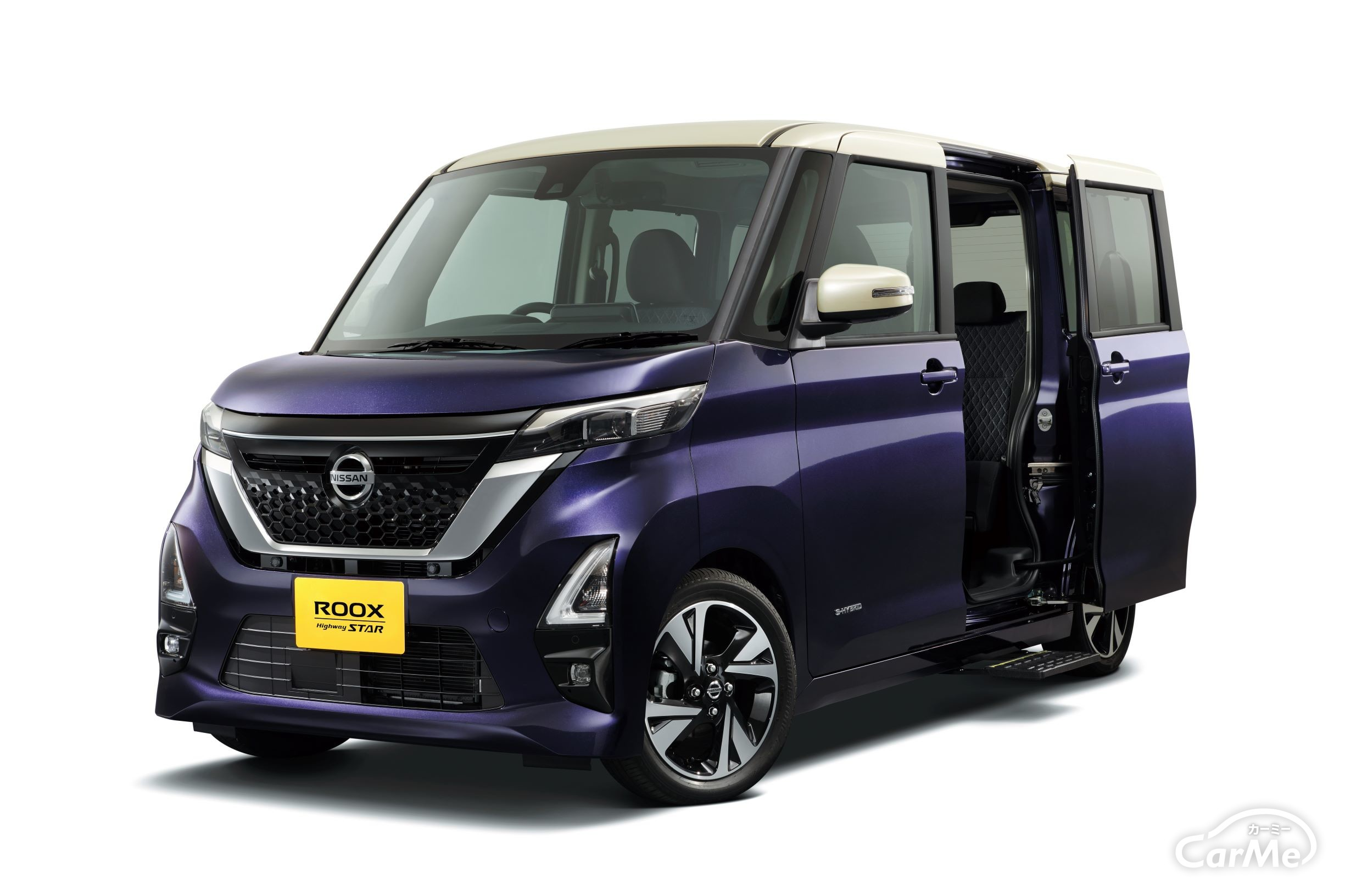 日産自動車は新型ルークスを発表!価格は141万5700円から