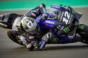 ビニャーレス「バイクはいいフィーリング。正直この3日間が楽しかった」/MotoGPカタールテスト3日目