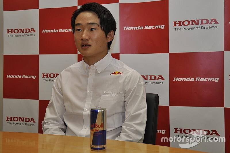 【特集】何事にも動じぬ驚異のメンタル。FIA F2挑戦の角田裕毅、F1に向けての勝負の1年は「誰よりも速く走るだけ」