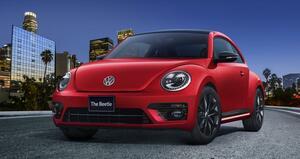 ツートンカラーの限定車! フォルクスワーゲン『The Beetle Black Style』 発売