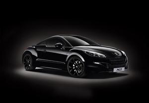 プジョー、漆黒ボディの限定モデル「RCZ MAGNETIC」を発売
