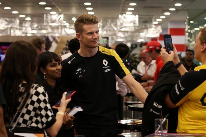 選択肢狭まるヒュルケンベルグ「F1に残留できるという確信は持てない」。レッドブル加入の可能性にも言及