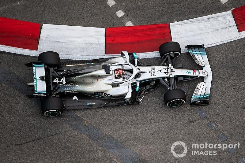 F1シンガポールGP フリー走行2回目速報:ハミルトン&フェルスタッペンが抜け出し、後続に大差