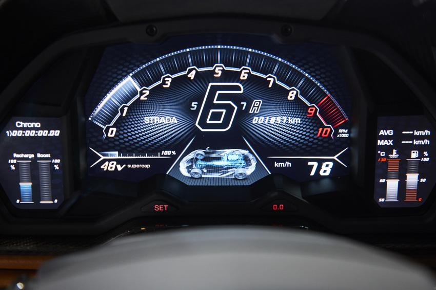 ランボルギーニ ハイブリッド「シアンFKP37」発表【フランクフルトモーターショー2019】