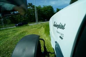 ランボルギーニのトラクターに乗る!──連載「西川淳のやってみたいクルマ趣味、究極のチャレンジ 第3回」