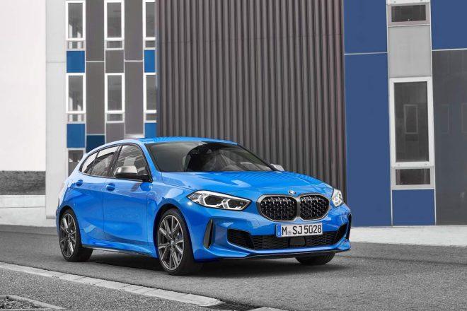3代目はついにFFへ転身。新型『BMW1シリーズ』は、居住空間も大幅に拡大