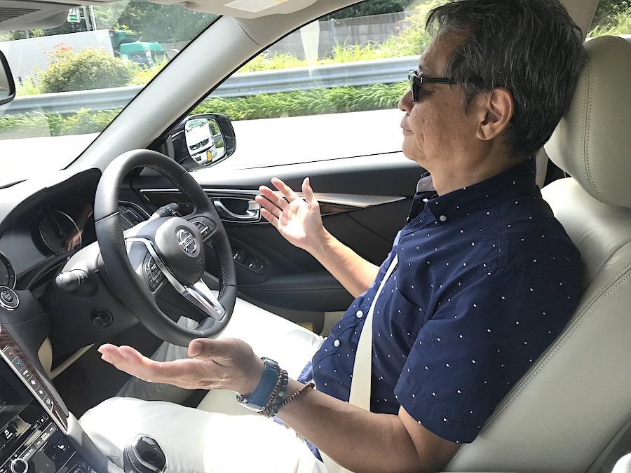 【動画解説】日産スカイラインのプロパイロット2.0試乗記
