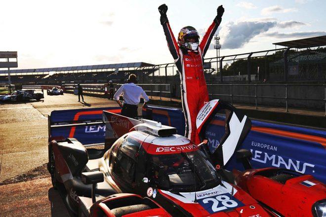ELMS第4戦:スタート直後のシャワーで波乱のレースに。IDECスポーツ28号車が今季初優勝