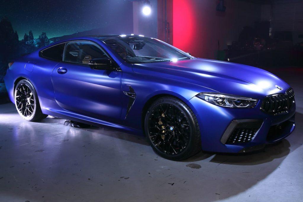 """625psを誇る「BMW M8 Competition」デビュー! 圧倒的存在感を放つ""""M""""のフラッグシップ"""