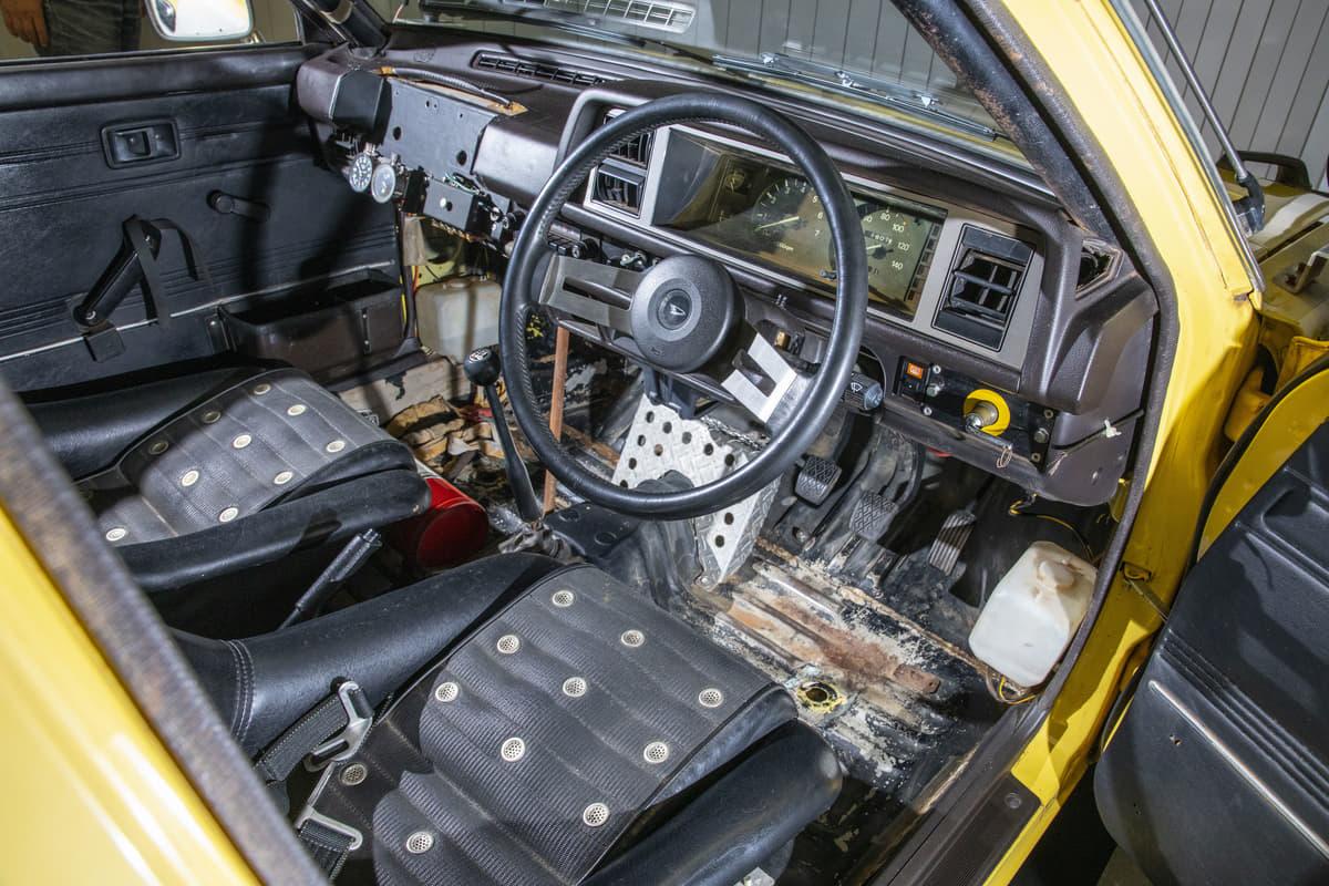 シャレードのサファリラリー挑戦車が証明! ダイハツは今昔も「Light you up!」でコンパクトカー作りをリード