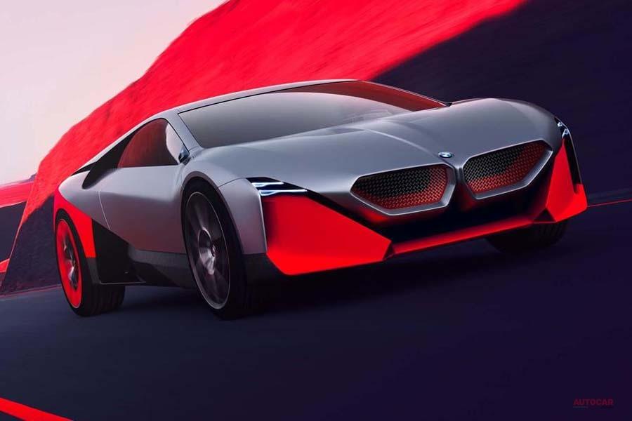 新生BMW M1 PHEVの2シーターで600psに