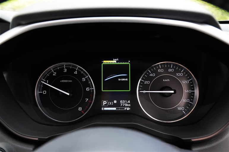 新型インプレッサ・プロトタイプに試乗。車格超えの走りと質感