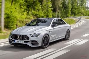 【Eクラスの最強モデル】メルセデスAMG E63/E63 S、改良新型に 7月に欧州発売