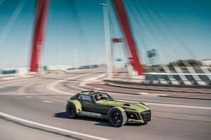 ドンカーブート、横Gが凄まじいライトウエイトスポーツ「D8 GTO-JD70」発売