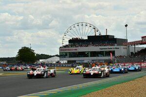 ル・マン24時間の暫定エントリーリストとタイムスケジュール発表。62台が名を連ねる
