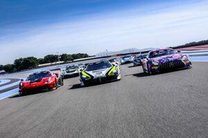 GTワールドチャレンジ・ヨーロッパ:公式テストで新型メルセデスAMG GT3が速さみせる