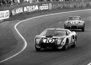 フォード GT40はいかにして神話になったのか。60年代の英雄たちの物語を辿る【Vol.1】