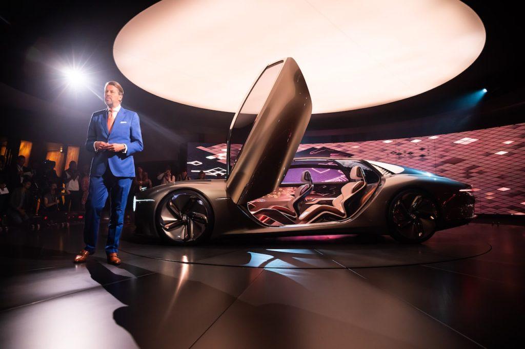 ベントレーEXP 100 GT 現地レポート! 近未来に実現するラグジュアリーカーの世界とは