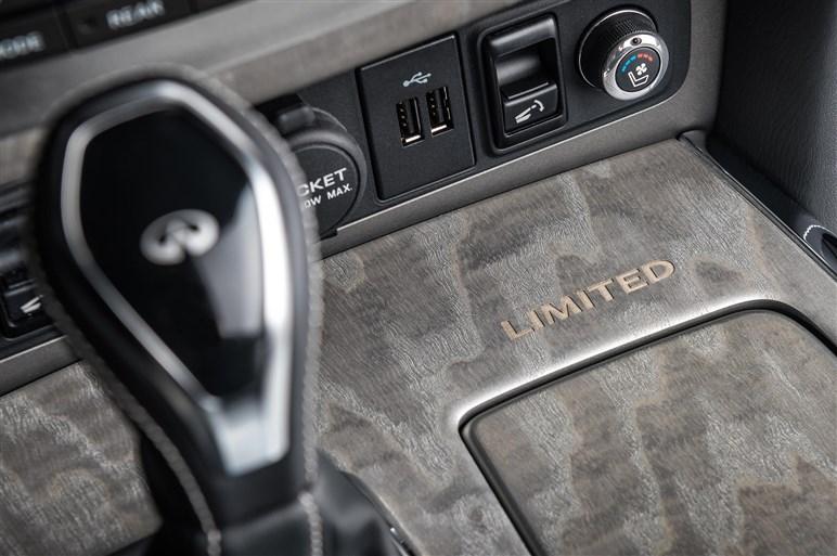 インフィニティ QX60とQX80に限定車。特別デザインでプレミアム感が向上