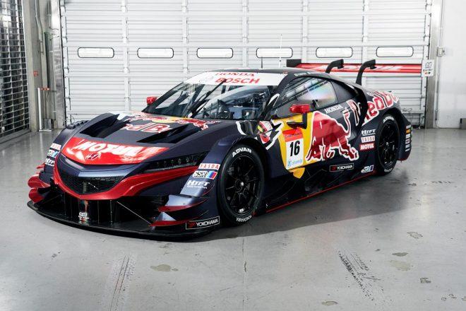 スーパーGT:富士公式テストのエントリー更新。16号車のエントリー名変更など