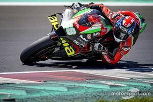 【MotoGP】アプリリア、ブラッドリー・スミスを起用。ドーピング疑惑渦中のイアンノーネ代役で