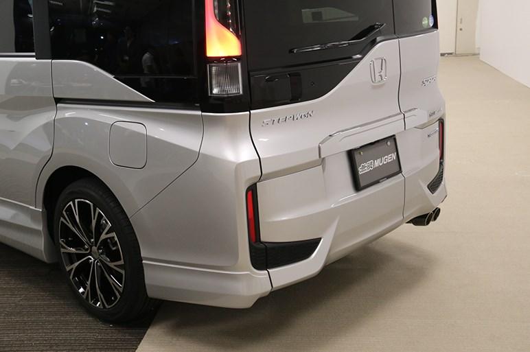 ステップ ワゴンがマイナーチェンジでスパーダのHVモデルに気合を集中