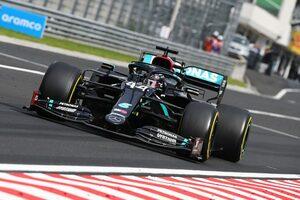 【F1第3戦無線レビュー(2)】フェルスタッペンのマシン修復を知らなかったハミルトン「彼はスタートできないって言ってたよね」