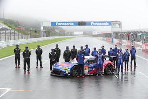 SUBARU BRZ GT300インサイドレポート 見えない電気系トラブルに泣く 予選7位 決勝リタイヤ