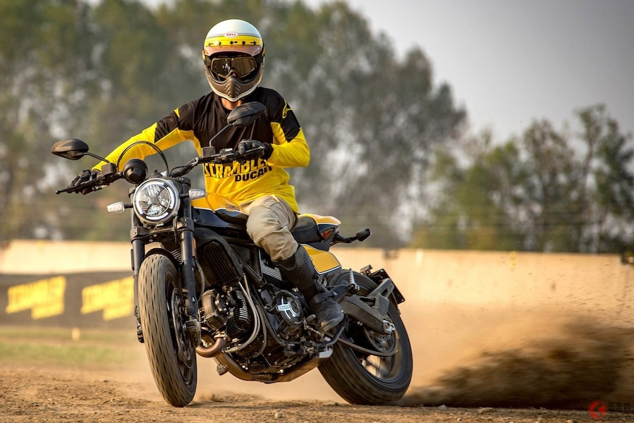 ドゥカティ「Scrambler Full Throttle/Caf・・ Racer/Desert Sled」スクランブラーファミリーはドゥカティの中でも一大勢力に!【EICMA2018】