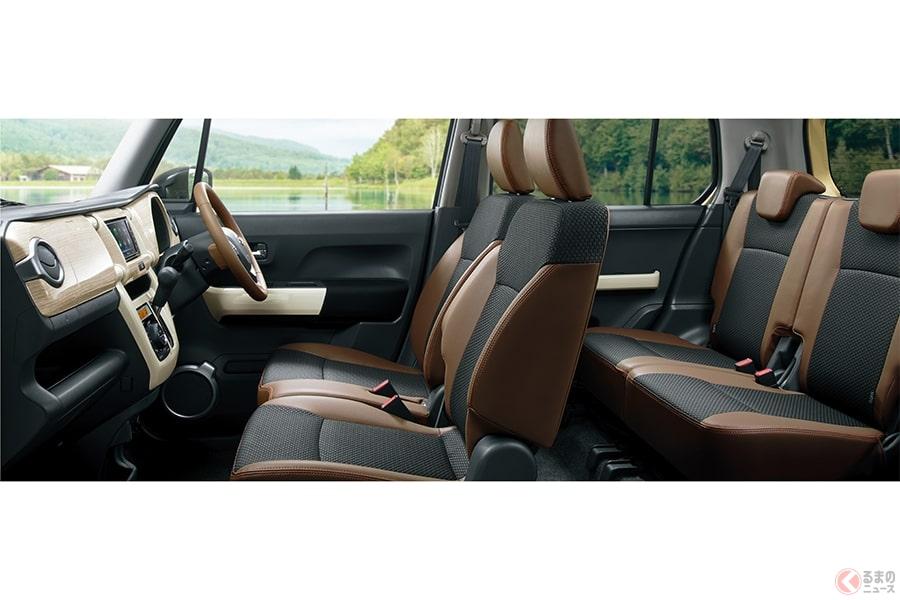 スズキ「ハスラー」の特別仕様車「ワンダラー」発売 カシオ「BABY-G」とコラボしたナチュラルカラーを採用